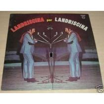Luis Landriscina Por Landriscina Vinilo Argentino
