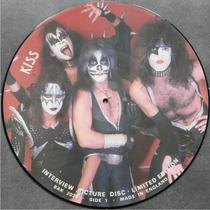 Kiss Picture Disc Destroyer / Unmasked + Postal Eric Carr!!
