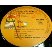 Sammy Davis Jr Chico Y El Hombre Simple Argentino Promo
