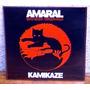Amaral - Kamikaze (cd Single Promo) ( Nuevo Cerrado)