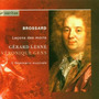Gérard Lesne - Brossard: Leçons Des Morts (cd Solo) Importad