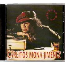 Carlitos La Mona Jimenez Cd Buscavida 1993 Cd Nuevo Cuarteto