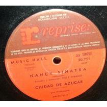 Nancy Sinatra Ciudad De Azucar Simple Argentino