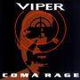 Viper - Coma Rage Cd Heavy Metal En La Plata Tolosa **