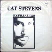 Cat Stevens - Extranjero - Lp Importado Año 1974