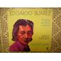 Edgardo Suarez / Poemas De Amor Y Musica - Lp De Vinilo