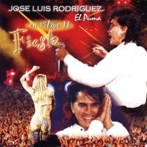 Cd Original Jose Luis Rodriguez El Puma - Fiesta En Ritmo 2