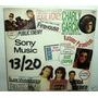 Soda Stereo Charly Garcia Alice Cooper 13/20 Vinilo Argentin