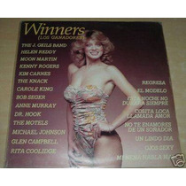 Kenny Rogers Kim Carnes Winners Lp Vinilo