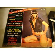 Amor Con Ritmo Vol. 6 - Vinilo Lp Varios Artistas