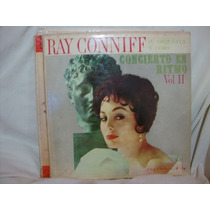 Manoenpez Vinilo Ray Conniff Concierto En Ritmo Vol 2