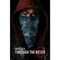 Metallica Through The Never The Film 2dvd Oferta Nuevo