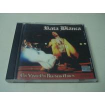 Rata Blanca - En Vivo En Buenos Aires - Año 1996