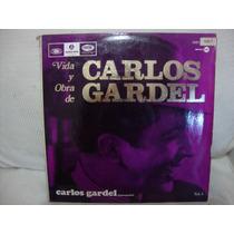 Vinilo Coleccion Carlos Gardel Volumen 4. 3 Discos