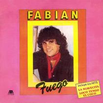 Cd De Fabian Fuego Bajado De Lp