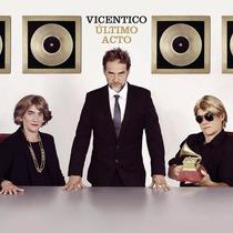 Vicentico - Nuevo Album Ultimo Acto -