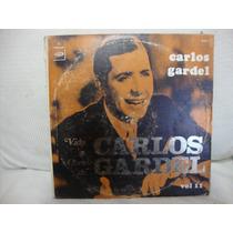 Manoenpez Vinilo Coleccion Carlos Gardel Volumen 11. 3 Disco
