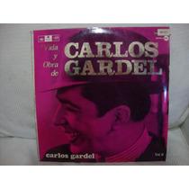 Vinilo Coleccion Carlos Gardel Volumen 6. 3 Disco