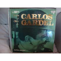 Vinilo Coleccion Carlos Gardel Volumen 3. 3 Disco