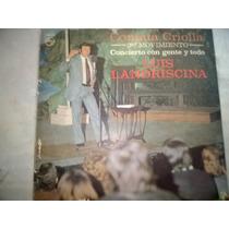 Luis Landriscina - Cantata Criolla - Long Play