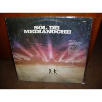 Sol De Medianoche - Soundtrack Phil Collins -lp Nacional