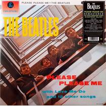 Beatles Please Please Me Vinilo 180g Lp Remasterizado Lennon