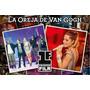 Cd+dvd La Oreja De Van Gogh Primera Fila Open Music