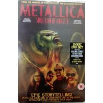 Metallica - Some Kind Of Monster (2dvd Nuevo Cerrado)