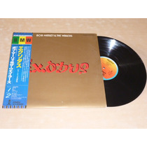 Bob Marley & The Wailers Exodus Vinilo Japones Con Obi