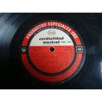 Sin Tapa Disco Cordialidad Musical Vol 8 Compilado