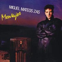 Disco De Vinilo 45 Rpm Mensajes (1986) Miguel Mateos Zas