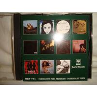 Promo Sony Audioslave Korn Pearl Jam Audio Cd En Caballito*