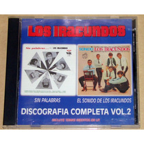 Los Iracundos Discografia Completa Vol 2 Cd Argentino