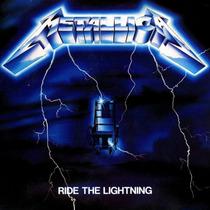 Metallica Ride The Lightning Nuevo Oferta Otros Megadeth