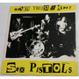 The Sex Pistols Never Trust A Hippy Lp Impecable