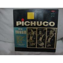 Long Play Disco Vinilo Anibal Troilo Pichuco Es Tango