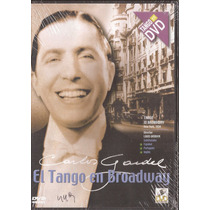 Carlos Gardel - El Tango En Broadway - Dvd Origin Cerrado Z4
