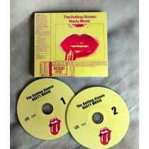 The Rolling Stones - Nasty Music 72 / 73 - Cd Doble En Vivo