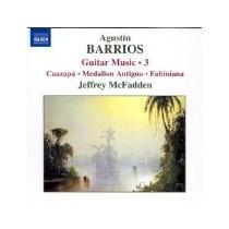 Agustin Barrios Cd Importado Vol 3