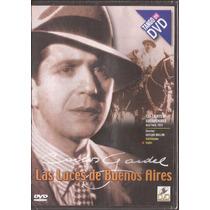 Carlos Gardel - Las Luces De Buenos Aires - Dvd Orig Cerr Z4