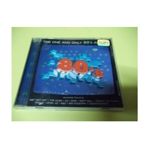 Cd The One And Only 80 Album Compilado Clasicos Musica Pop