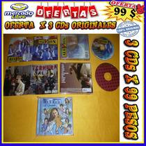 Grupo Ternura Dinero El Duende - Aluvion - Lote 3 X 99