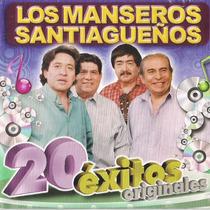 Los Manseros Santiagueños 20 Exitos Originales