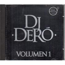 Dj Dero - Volumen 1 Y 2 - Cds Originales