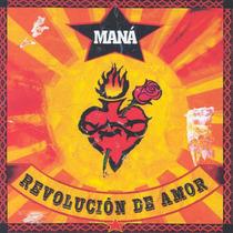 Mana Revolucion De Amor