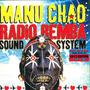 Vinilo Manu Chao Radio Bemba Soun System ( 2 Lp + Cd )