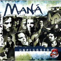 Mana Mtv Unplugged (cd+dvd)