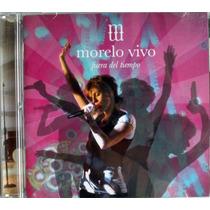 Marcela Morelo- Morelo Vivo- Fuera Del Tiempo- Dvd+cdpromo