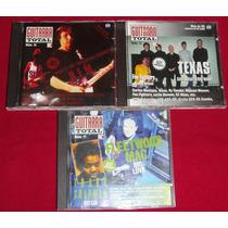 Lote Guitarra Total 3 Cds, Super Oferta,