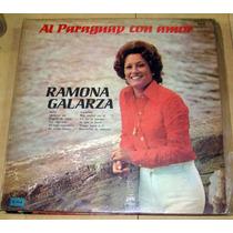 Ramona Galarza Al Paraguay Con Amor Lp Argentino